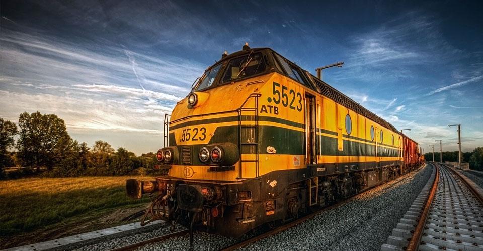 Turbonetics: A Train