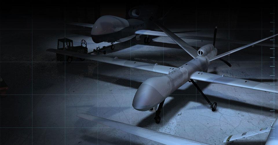 Turbonetics: Drone