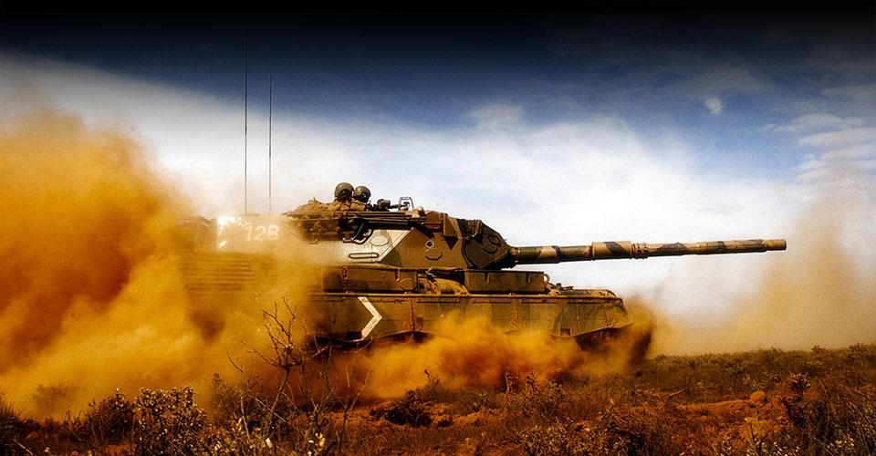 Turbonetics: tank