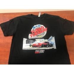 Turbo Tuesday Precision Turbo Black T-shirt