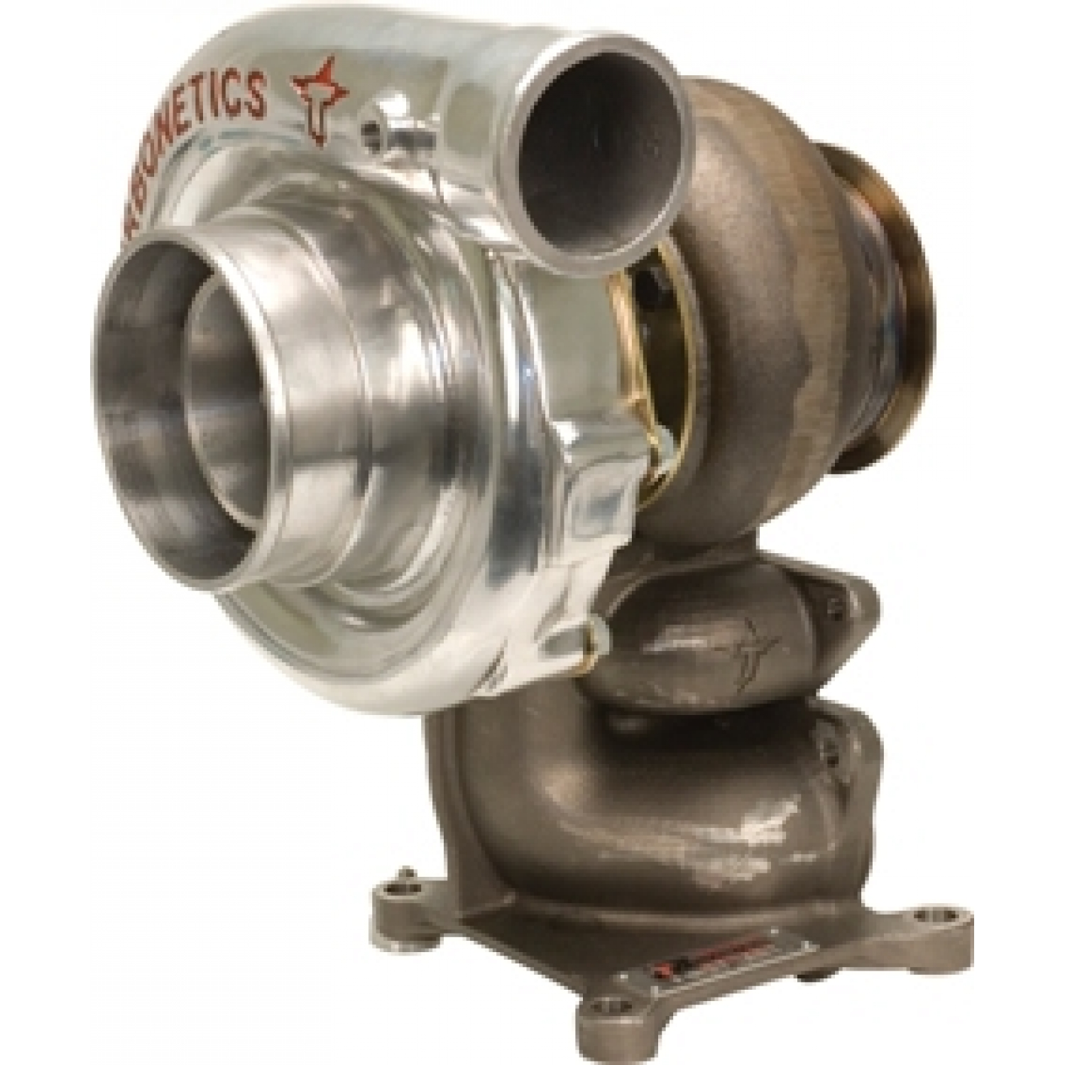Agp Turbochargers Inc Store: Pedestal Kit Duramax 01-07 (Turbo Not Included