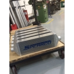 Universal Intercooler (3.5 x 7.90 x 20) Middle Inlet