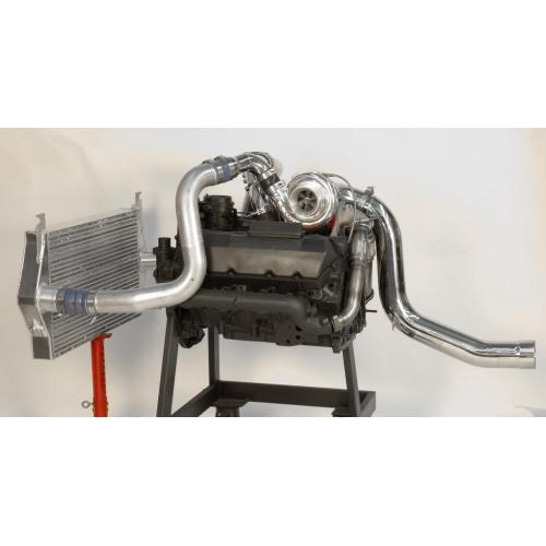 Agp Turbochargers Inc Store: 99'-03' Ford 7.3L Intercooler Upgrade Kit