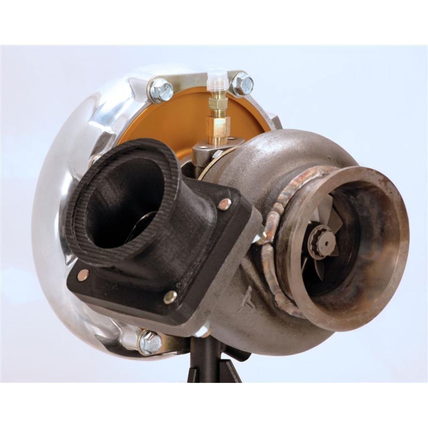 Agp Turbochargers Inc Store: Ford 6.0L 03.5-06 Stage 1 Turbo Upgrade Kit